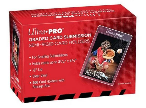 ultra pro graded card submisson holders bgspsa  cardface